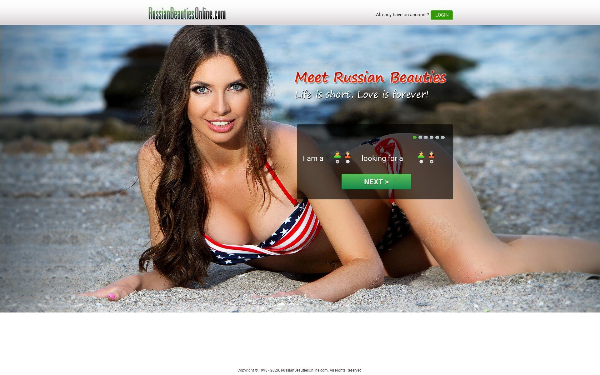 Russian Beauties Online Post Thumbnail